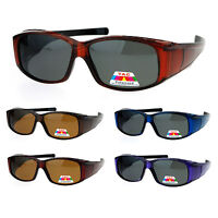 Polarized Lens Lightweight 60mm Fit Over Sunglasses