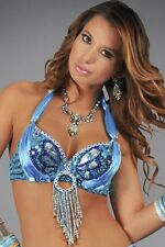 Womens Beaded Sequin Bra available in 5 Colors. edc edm festival rave