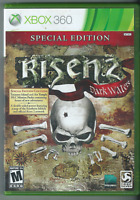 🔥🔥🔥 Risen 2: Dark Waters -Special Edition (Microsoft Xbox 360, 2012) 🎮🎮🎮