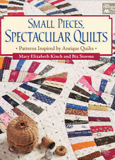 Small Pieces Spectacular Quilts Inspired by Antique Design Quilting Pattern Book