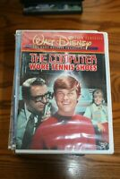 THE COMPUTER WORE TENNIS SHOES - DISNEY DVD - NEW AND SEALED!!!