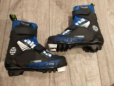 Alpina Frost B Jr Touring Cross Country NNN Youth Kids Ski Boots  **NEW IN BOX**