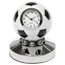 Techno World Football Desk Clock