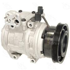 A/C Compressor-New Compressor 4 Seasons 98373