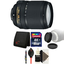 Nikon AF-S DX NIKKOR 18-140mm Lens for Nikon D5200 D5100 with Accessory Kit