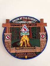 OA (BSA) 2016 Prism At The Summit - Summit Circle - National Issued Patch