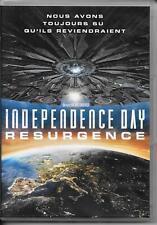 DVD ZONE 2--INDEPENDENCE DAY 2 - RESURGENCE--EMERICH/HEMSWORTH/GOLDBLUM/PULLMAN