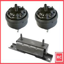 02-09 Trailblazer Envoy / 04-07 Buick Rainer 4.2L Motor & Trans. Mount Set 3PCS