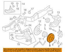 GM OEM Front Brake-Disc Rotor 19211905