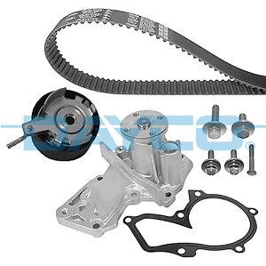 Ford Fiesta Fusion 1.2 1.25 1.4 1.6 16V Petrol 05-10 Timing Belt Kit Water Pump