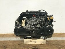 2010 2011 2012 JDM SUBARU OUTBACK LEGACY EJ25 EJ253 SOHC 2.5L AVLS ENGINE AS IS