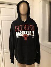 NWT Chicago Bulls 47 Brand NBA Eastern Conference Hoodie Sz XXL Jordan