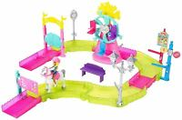 Barbie on the Go - Carnival Playset FHV70