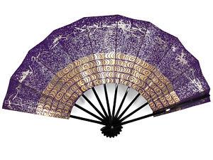Vintage Japanese Geisha Odori 'Maiogi' FoldingDanceFan from Kyoto: Jun16-XM