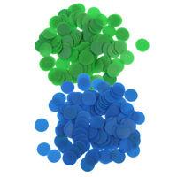 QUANTITY Halma Pawn  Opaque Plastic Board Game Counters Numeracy CHOOSE COLOUR