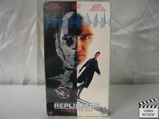 Replikator VHS Ned Beatty, Michael St. Gerard