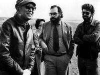 V4074 Akira Kurosawa Francis Ford Coppola George Lucas WALL PRINT POSTER