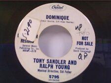 "TONY SANDLER & RALPH YOUNG ""DOMINIQUE / CHICAGO"" PROMO"