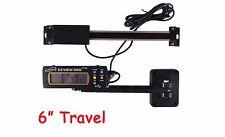"Digital Readout DRO Igaging 6"" 150 mm AC Preset Articulating Remote Display"