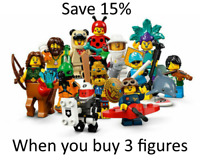 LEGO 71029 SERIES 21 MINIFIGURES (Pick Your Minifigure) [Cheapest on ebay]