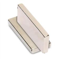 2x Neodymium Strong Cuboid Magnet 30mm x 10mm x 3mm Neo Block magnets