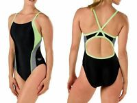Speedo Womens Pro LT Relaunch Flyback One Piece Competition Swimsuit List: $49