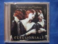 Ceremonials - Florence and the Machine (CD, Album, Universal, 2011)