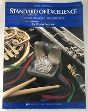 Kjos W22Tb Standard of Excell 00006000 ence Trombone Book 2