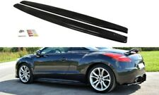 SIDE SKIRTS ADD-ON DIFFUSERS PEUGEOT RCZ PREFACE (2010-2012)