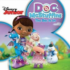DOC MCSTUFFINS THE DOC IS IN ( NEW SEALED CD ) DISNEY JUNIOR SOUNDTRACK SONGS