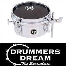 "LP Micro Snare Drum 6""  Chrome Plated Steel Shell RRP $279. LP846SN"