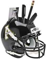 APPALACHIAN STATE MOUNTAINEERS NCAA Schutt Mini Football Helmet DESK CADDY
