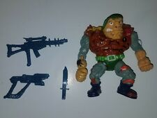 Vintage Teenage Mutant Ninja Turtles GENERAL TRAAG Complete Loose Playmates TMNT