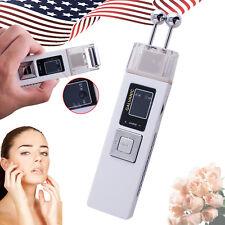new USA Galvanic Microcurrent skin firming machine Anti-aging Massager face lift