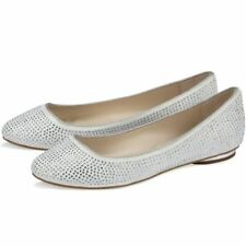 Paradox Flat (less than 0.5') Bridal Shoes