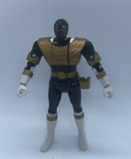 Power Rangers Gold Ranger Trey of Triforia With Interchangeable head