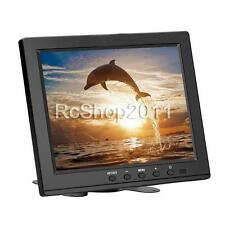 "Eyoyo S801H 8"" TFT LCD 1024*768 HD Monitor VGA BNC Video Audio HDMI Input US"