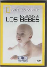 National Geographic: La Ciencia de Los Bebes (DVD) Blockbuster promo