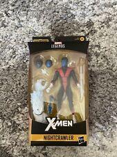 Marvel Legends X-Men Nightcrawler 6?Action Figure Windego BAF HASBRO NEW SEALED