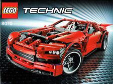 LEGO Technic 8070 - Super Car Top Zustand