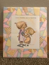 Vintage 1972 Hallmark Betsey Clark Scrapbook Photo Album Unused Condition