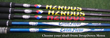 Project X Hand-Crafted Driver Shafts w/Srixon Tip Choose HZRDUS Evenflow - NEW