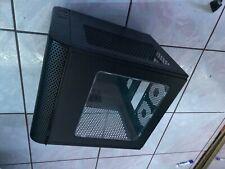 Thermaltake Core V1  SPCC Mini ITX Cube Computer Chassis - Black