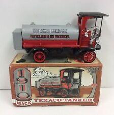 Ertl Texaco #12 In Series Collector Bank 1910 Mack Texaco Tanker MINT