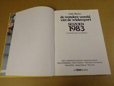 BOEK WIELRENNEN / EDDY MERCKX - DE WONDERE WERELD DER WIELERSPORT SEIZOEN 1983