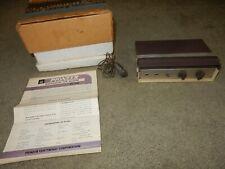 Vintage Pioneer PI Corder TC-501 Portable 2 Reel  Audio Tape Recorder Antique