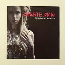"MARIE MAI - VERSION ACOUSTIQUE de ""QUI PRENDRA MA PLACE"" ♦ CD SINGLE PROMO ♦"