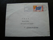 FRANCE (timbre service) - enveloppe 28/7/1966 (cy6) french