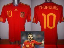 España El Camiseta Jersey Fútbol Adidas Adulto M Chelsea España 2010