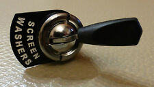 AC Cobra Classic 427 Lucas Type Toggle Momentary Switch Windscreen Washer & Tab